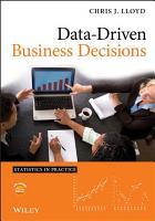 Data Driven Business Decisions PDF