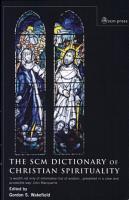 The SCM Dictionary of Christian Spirituality PDF