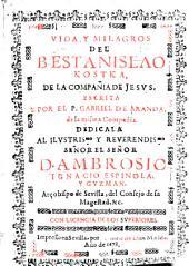 Vida y milagros del B.Estanislao Kistka S.J.