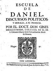 Escuela de Daniel