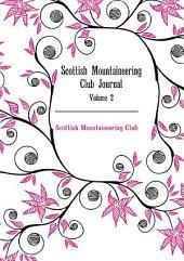 Scottish Mountaineering Club Journal