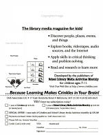 School Library Media Activities Monthly PDF