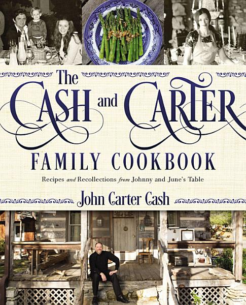 Download The Cash and Carter Family Cookbook Book