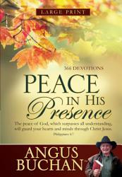 Peace in His Presence (eBook)