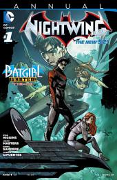 Nightwing Annual (2013-) #1