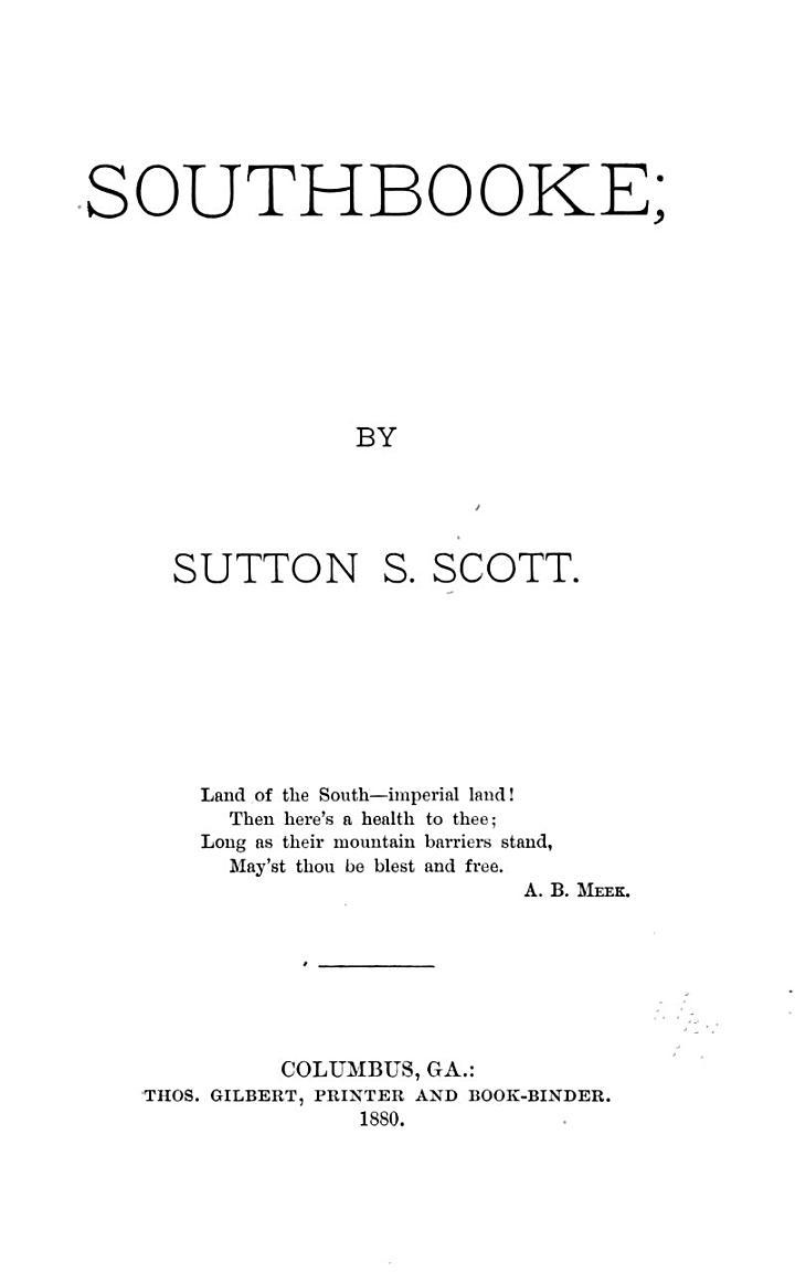 Southbooke