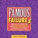 Famous Failures PDF