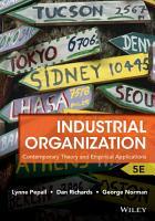 Industrial Organization PDF