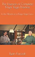 The Essence of Complete Kriya Yoga Practice PDF