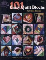 101 Crazy Quilt Blocks PDF