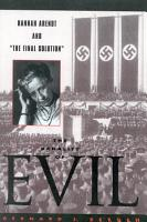The Banality of Evil PDF