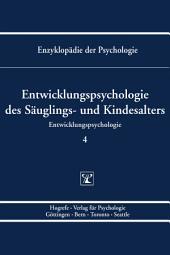 Themenbereich C: Theorie und Forschung / Entwicklungspsychologie / Entwicklungspsychologie des Säuglings- und Kindesalters