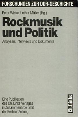Rockmusik und Politik PDF