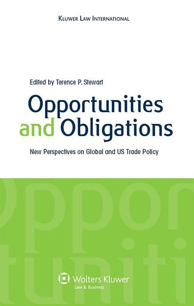 Opportunities and Obligations PDF