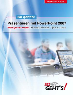 Pr  sentieren mit PowerPoint 2007 PDF