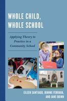 Whole Child  Whole School PDF