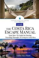 The Costa Rica Escape Manual Book