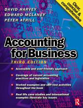 Accounting for Business: Edition 3
