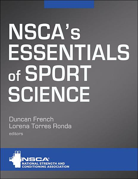 NSCA's Essentials of Sport Science