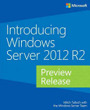 Introducing Windows Server 2012 R2 Preview Release PDF