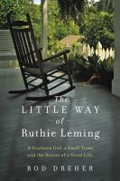 The Little Way of Ruthie Leming PDF