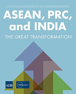 ASEAN  PRC  and India Book