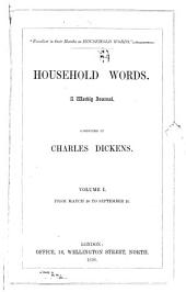 Household Words: Volume 1