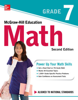 McGraw Hill Education Math Grade 7  Second Edition