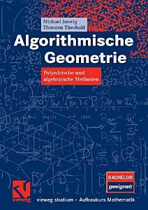 Algorithmische Geometrie PDF