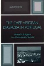 The Cape Verdean Diaspora in Portugal