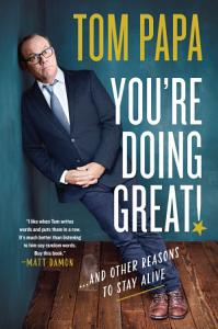 You re Doing Great  Book