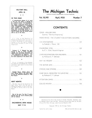 The Michigan Technic PDF