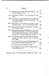 Guy's Hospital Reports ...: Volume 45