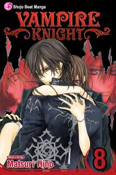 Vampire Knight: Volume 8