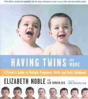 Having Twins and More PDF