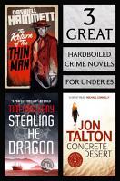 3 Great Hardboiled Crime Novels PDF