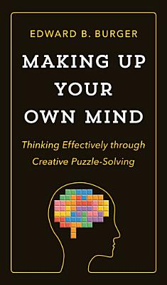 Making Up Your Own Mind PDF