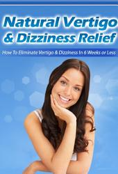 Natural Vertigo & Dizziness Relief