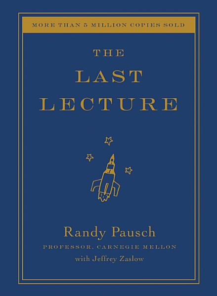 Download The Last Lecture Book