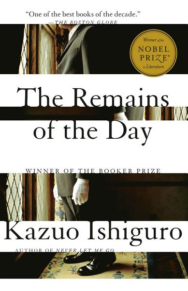 Download The Remains of the Day Book
