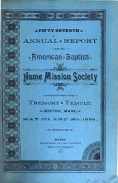 Annual Report: Volumes 57-62