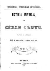 Historia universal: Volumen 2