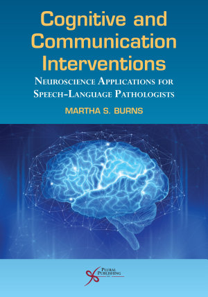 Cognitive and Communication Interventions