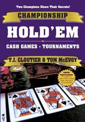Championship Hold Em Book PDF