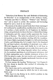 Refraction of the Human Eye and Methods of Estimating the Refraction: Including a Section on the Fitting of Spectacles and Eye-glasses, Etc