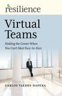 Resilience: Virtual Teams