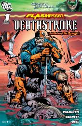 Flashpoint: Deathstroke & the Curse of the Ravager (2011-) #1