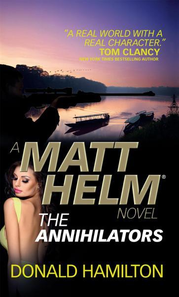 Matt Helm The Annihilators