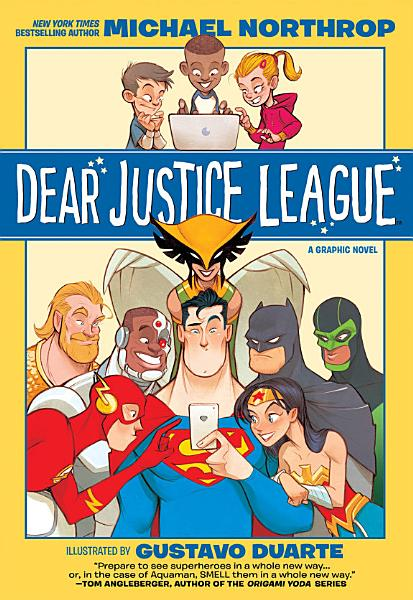 Download Dear Justice League Book