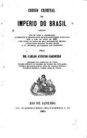 Código criminal do Imperio do Brasil